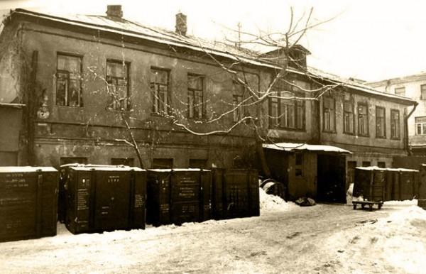 Дом дьякона. Архивное фото с сайта kadashi.ru