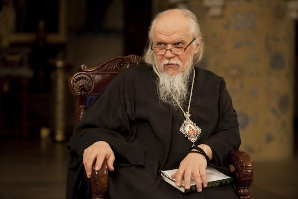 Епископ Пантелеимон (Шатов). Фото: diaconia.ru