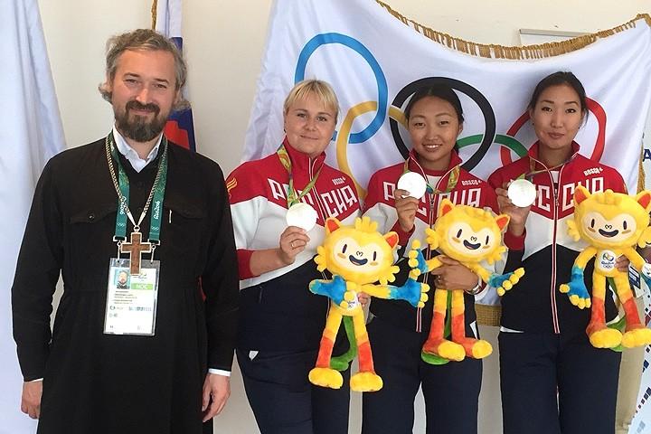 Духовник олимпийской сборной: Нельзя сказать, что ко мне пришел каждый