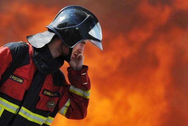 В Москве при пожаре на складе погибли 17 человек