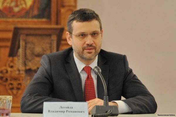 Владимир Легойда: Церковь несет часть ответственности за Октябрьскую революцию
