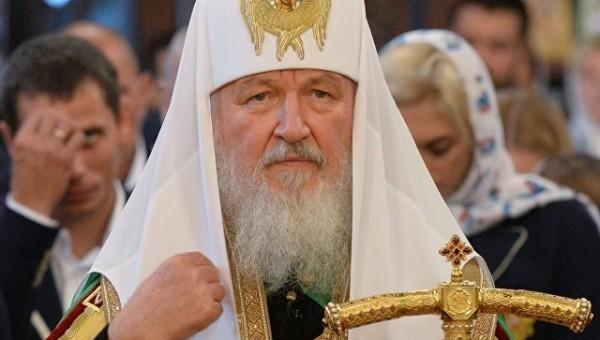 Патриарх Кирилл поздравил Ольгу Васильеву с назначением на должность министра образования