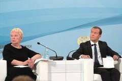 Ольга Васильева рассказала о своем видении развития системы образования
