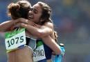 На Олимпиаде две соперницы помогли друг другу добежать до финиша