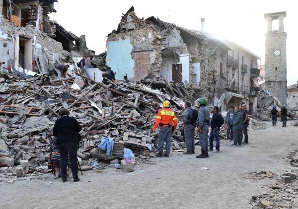 Итальянские церкви отдают пожертвования разрушенным городам