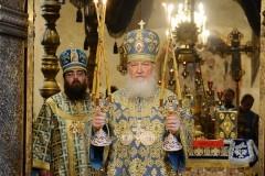 Патриарх Кирилл: У Церкви нет других целей, кроме как укреплять веру