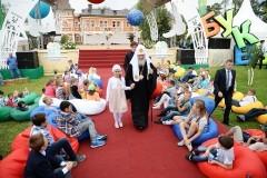 Патриарх Кирилл объяснил школьникам, почему важно быть миротворцем
