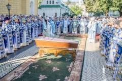 Украинская Церковь прославила сразу двух святых