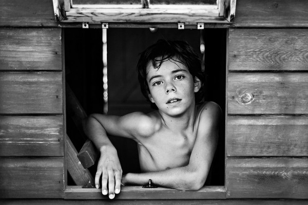 """3 место - """"Выглядывая"""" , Ориано Николау, Испания"""