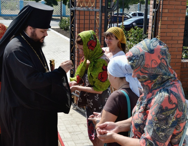Фото пресс-службы Бердянской епархии