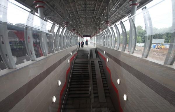 Станция МЦК «Войковская» переименована в Балтийскую