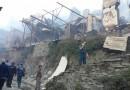 В Дагестане собирают одежду для жителей сгоревшего села