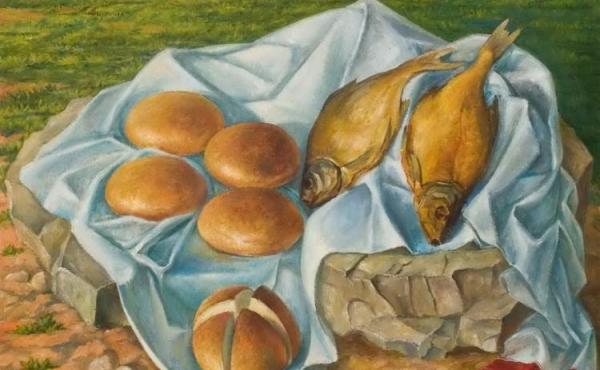 Наумов Валерий. Пять хлебов две рыбы