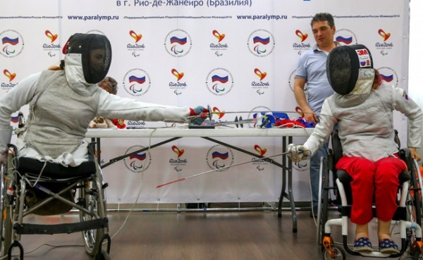 Российские паралимпийцы пытаются попасть на Игры в Рио через суд
