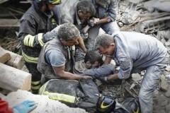 Катастрофа: как Италия борется с последствиями землетрясения