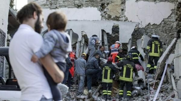 В Италии введен режим чрезвычайного положения