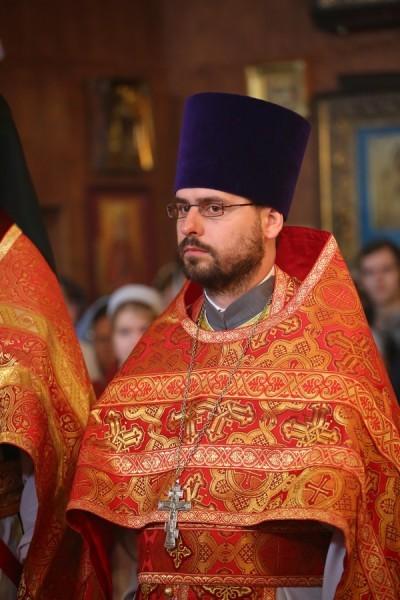Священник Антоний Скрынников. Фото: stpds.ru