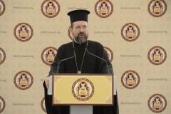 Представитель Константинополя напомнил в Киеве о невмешательстве власти в дела Церкви