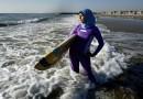 На Корсике запретили мусульманские купальные костюмы