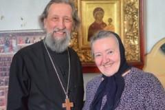 Протоиерею Александру Салтыкову исполнилось 75 лет