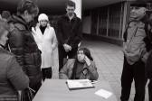 В Москве прощаются с сопредседателем движения «Норд-Ост»
