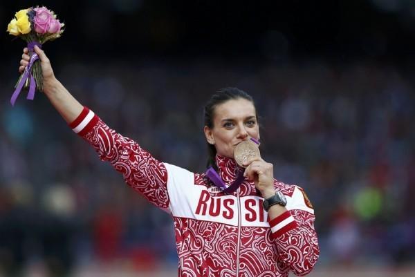 Елена Исинбаева. Фото championat.com