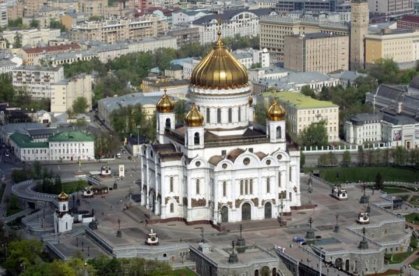 Площадь у храма Христа Спасителя станет главной площадкой «Ночи кино»