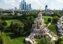 Музей Андрея Рублева передаст Церкви храм Покрова XVII века в Филях