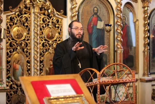Иеромонах Петр Прутяну. Фото: tineretulortodox.md