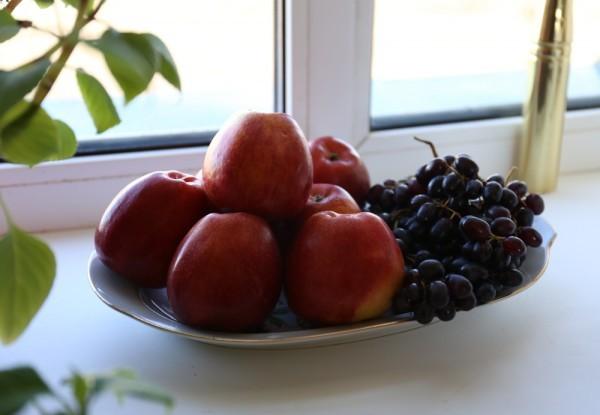 19 августа. Предстоит освящение яблок и винограда там, где это экзотические фрукты.