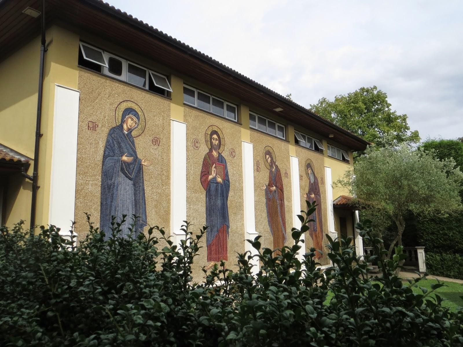 Эссекс иоанно предтеченский монастырь