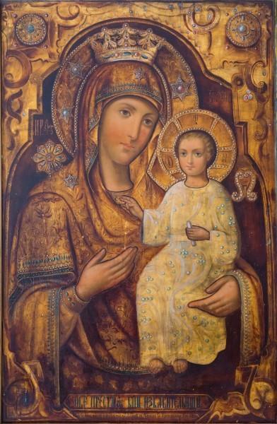 Чудотворная икона Божией Матери Избавительница от бед
