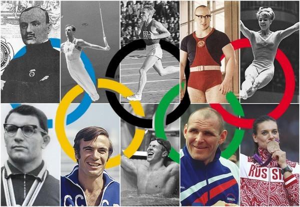 Олимпийские игры без допинга: 10 легендарных спортсменов