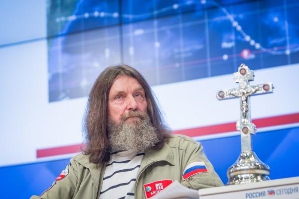 Федор Конюхов: я чуть не упал в Индийский океан с мощами сорока шести святых