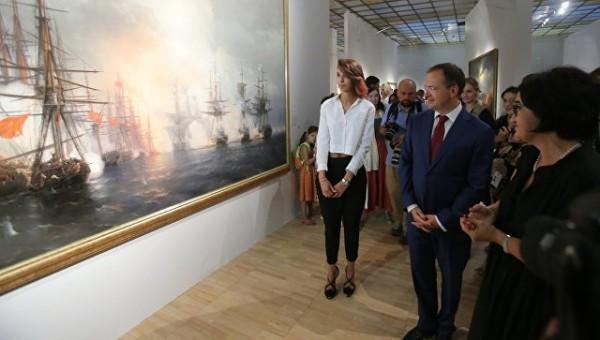 Мединский сообщил о «беспрецедентном» росте посещаемости музеев на 33%