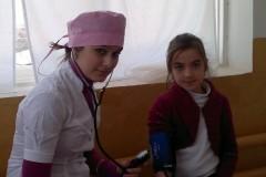 Минздрав готовит медсестер с высшим образованием для работы в школах