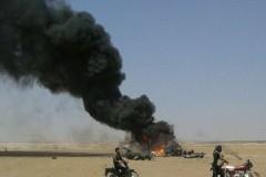 Все находившиеся на борту сбитого в Сирии вертолета ВКС РФ погибли