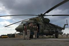 В Сирии сбит российский вертолет Ми-8, судьба пятерых военнослужащих неизвестна