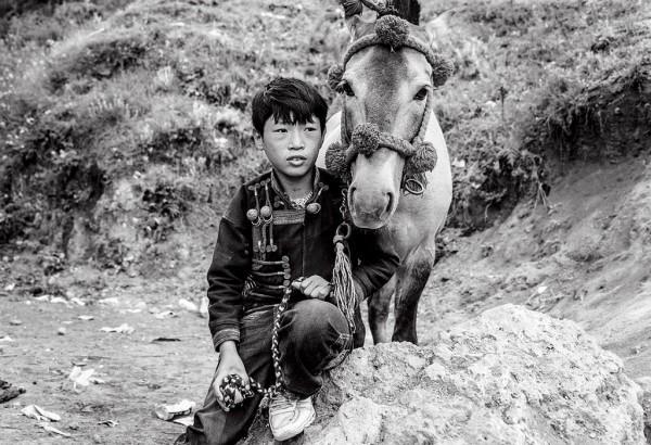 """""""Мальчик и его лошадь"""", Сяо Чжан, Китай (номинант)"""