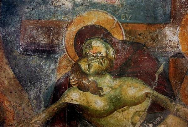 Не рыдай на фоне Креста-Кастория