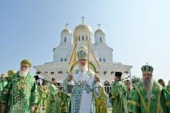 Патриарх: Массовая культура XXI века формирует жестокость человеческого сердца