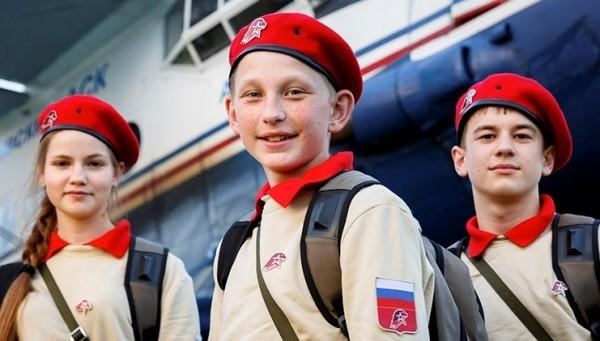 В России создано военно-патриотическое движение «Юнармия»