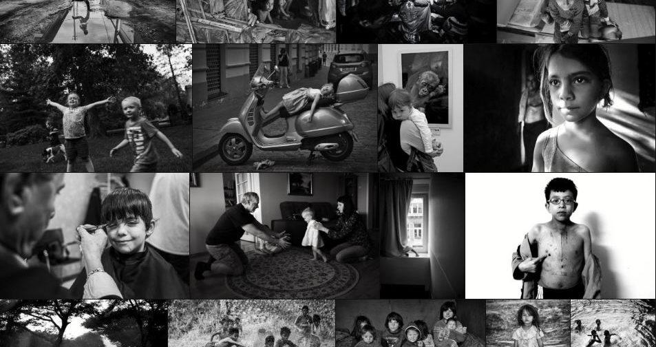Лучшие фото мирового конкурса Child Photo competition — 2016