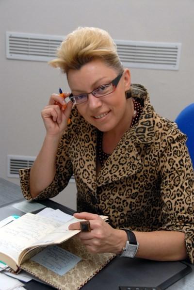 Елена Зеленова. Фото: 54.fsin.su