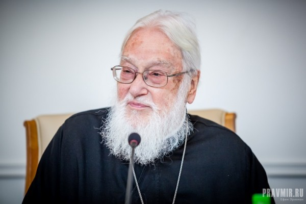 Постхристианская эпоха митрополита Каллиста (+видео)