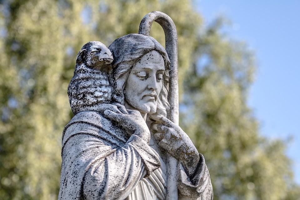 Преображение Господне. Иисус - Пастырь добрый