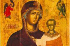 Церковь празднует день Смоленской иконы Божией Матери