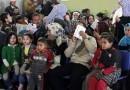 Церковь помогла нуждающимся сирийцам из Долины христиан