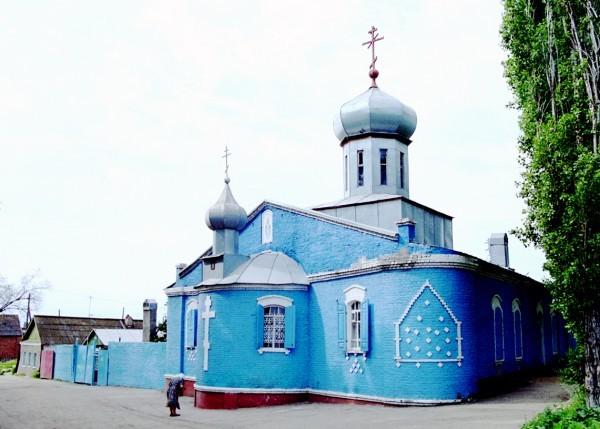 Церковь Покрова в 70-80-е годы
