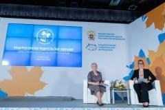 Ольга Васильева рассказала родителям школьников о переменах в ЕГЭ